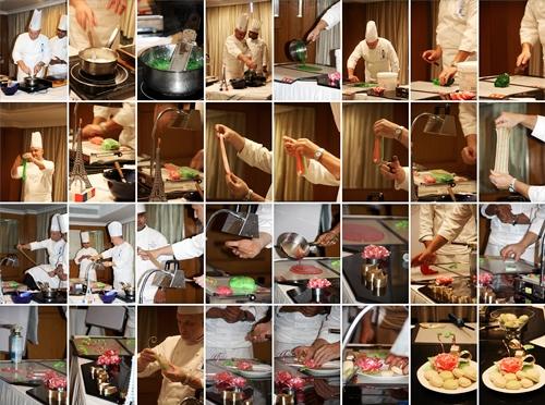 Blown Sugar WorkShop by LCB Chef Christian Faure, MOF