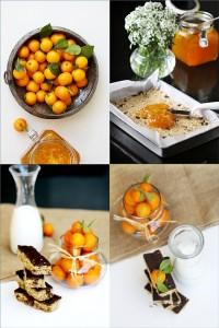 Marmalade Oat Energy Bars