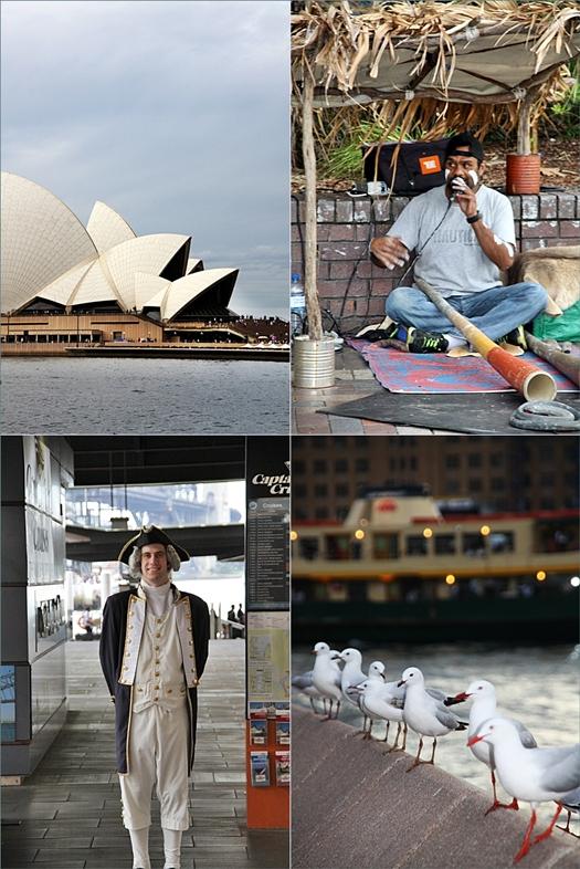 Opera House, Sydney CBD