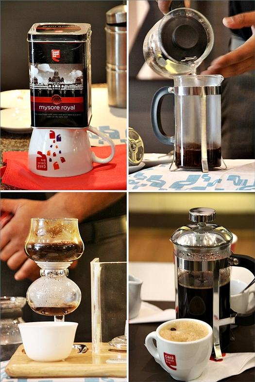 Mysore Royal & Café Coffee Day
