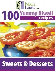 Diwali 2011 100 recipes