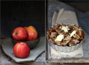 Apple Brown Sugar Meringue Pie