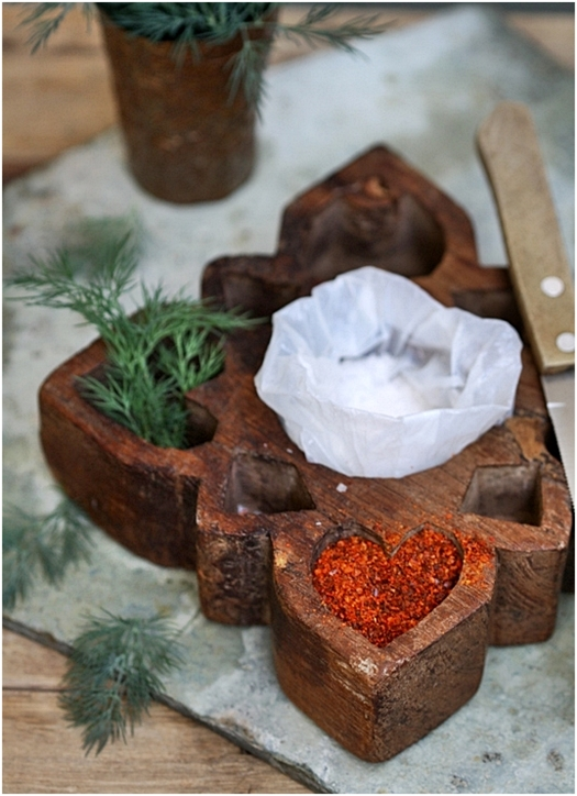 Savoury Dill Cheddar Buckwheat Sables