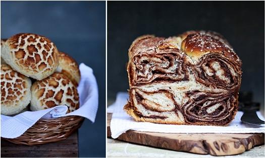 Dutch Crunch Bread & Povitica
