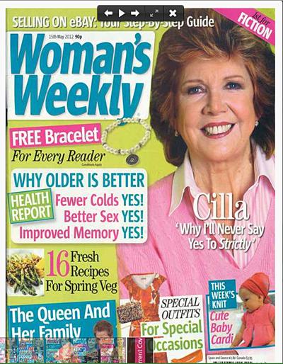 Womens Weekly May 15, 2012