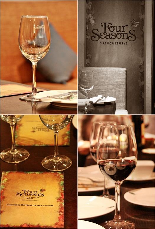 Four Seasons Wine & Food Pairing, New Delhi