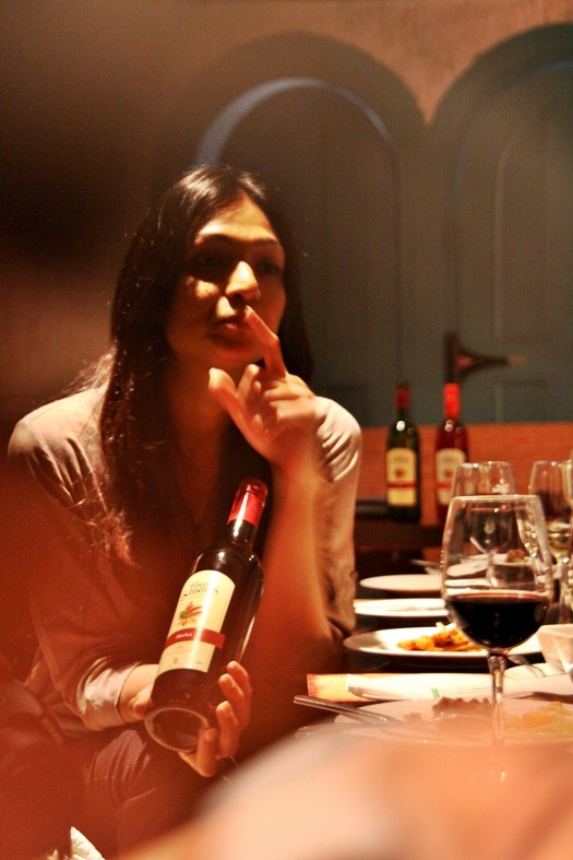 Shamita Sinha, Miss Earth Universe and Wine Connoisseur