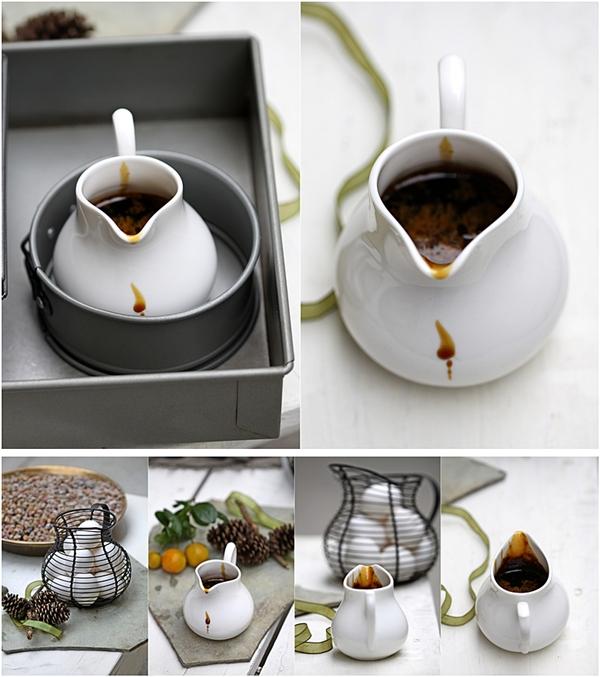 Coffee Caramel Sauce