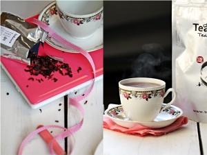 Teavirve Blurberry Tea. 2