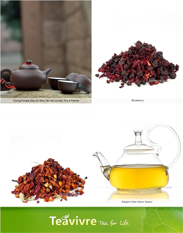 Teavirve Tea