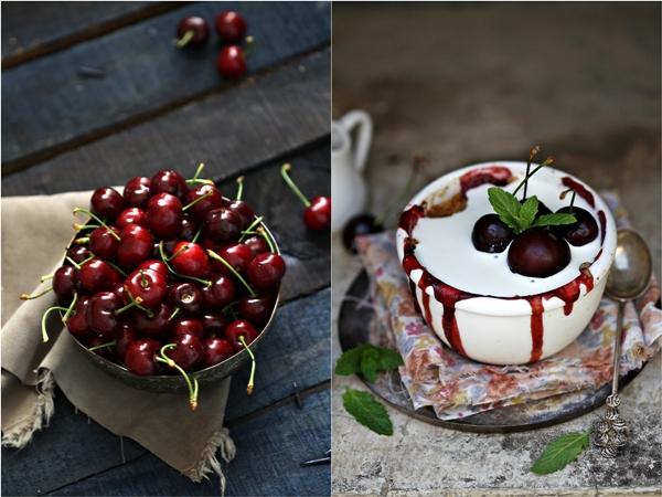 Cherry plum summer crisp