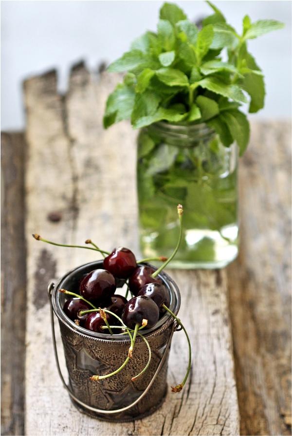 Cherries, , stone fruit, summer