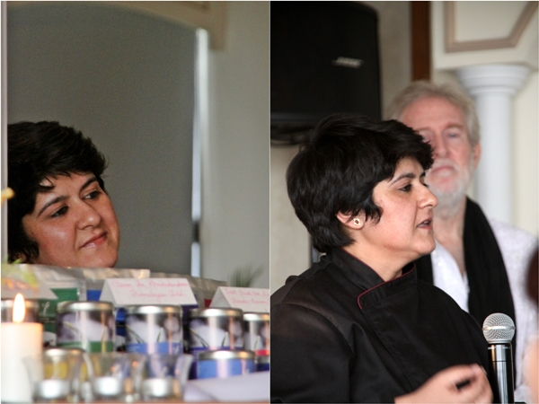Anandini Himlayan Tea & Anamika Singh