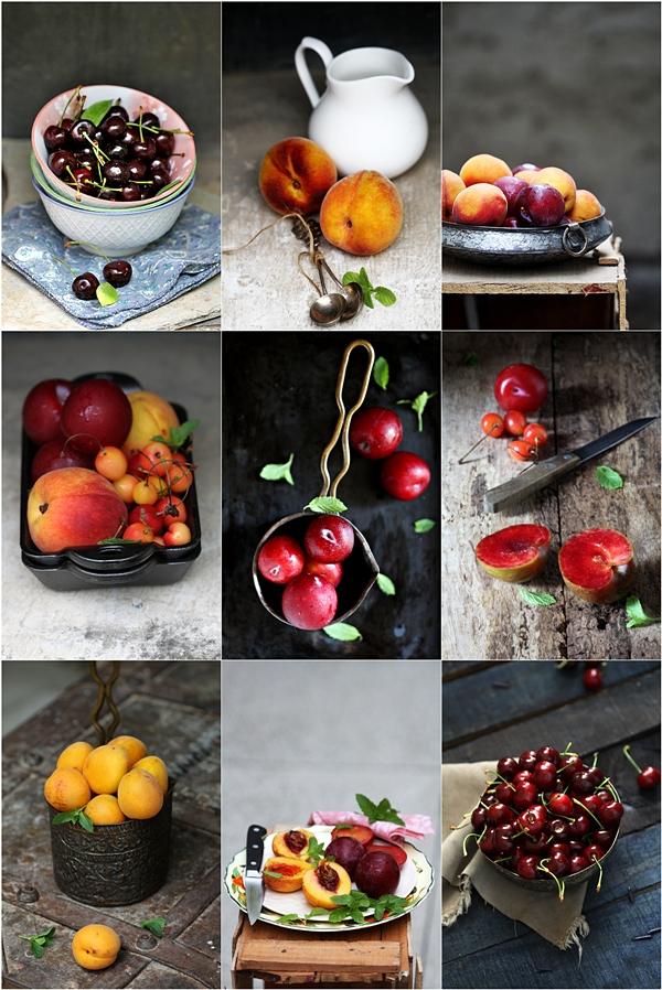 Stone Fruit Summer