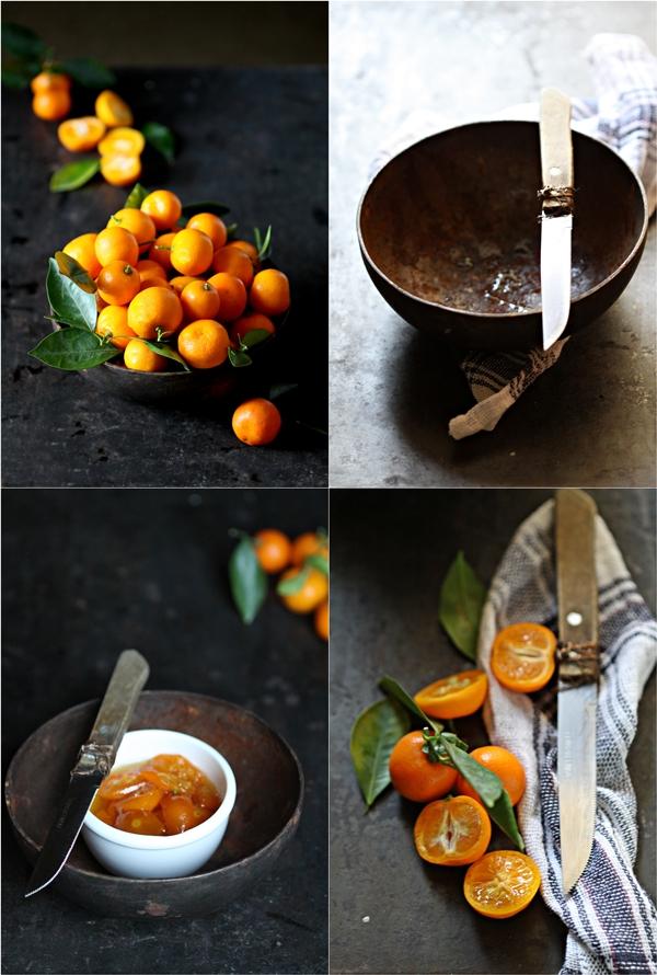 Dark Chocolate Kumuat Mousse