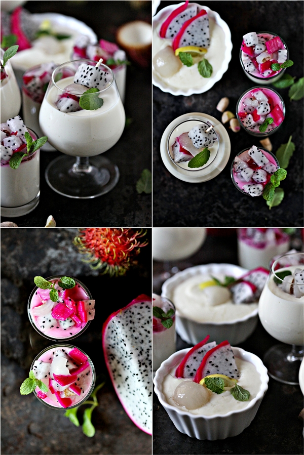 Tropical Coconut Milk Rice Pudding 4