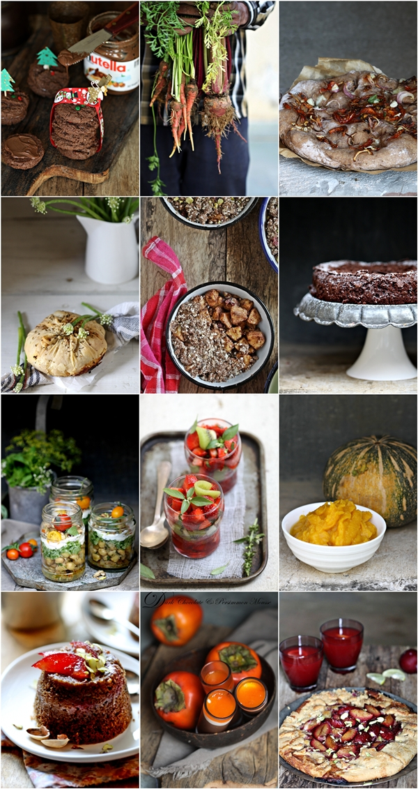 Healthy food makeover
