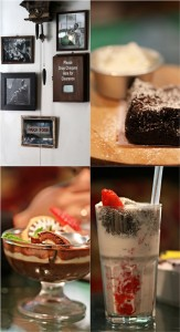 Desserts, Soda Bottle Openerwala, Cyberhub, Gurgaon