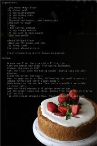Wholewheat Almond Buttermilk Pound Cake