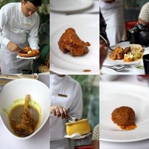 Mains, Dehlvi Cuisine Festival at threesixtyone at The Oberoi, Gurgaon