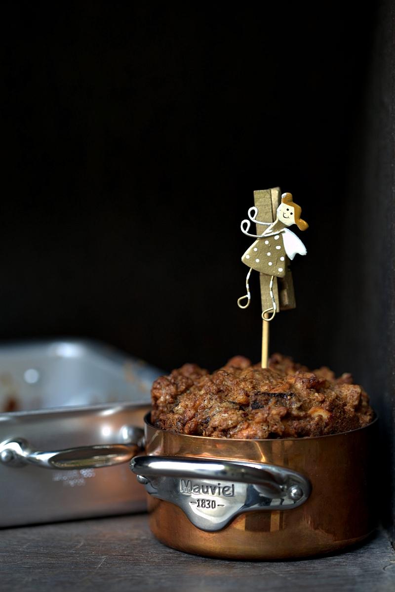 Wholegrain Bourbon Garam Masala Christmas Cake9