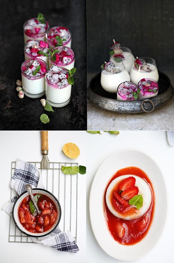 Coconut Milk Based Desserts