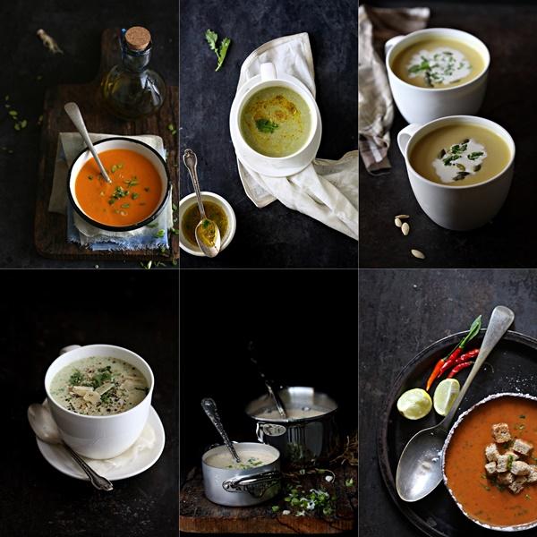 Soups on PAB