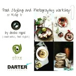 Food Styling | Lights, Camera, Props … letting the food talk #foodstyling #workshop #foodphotography