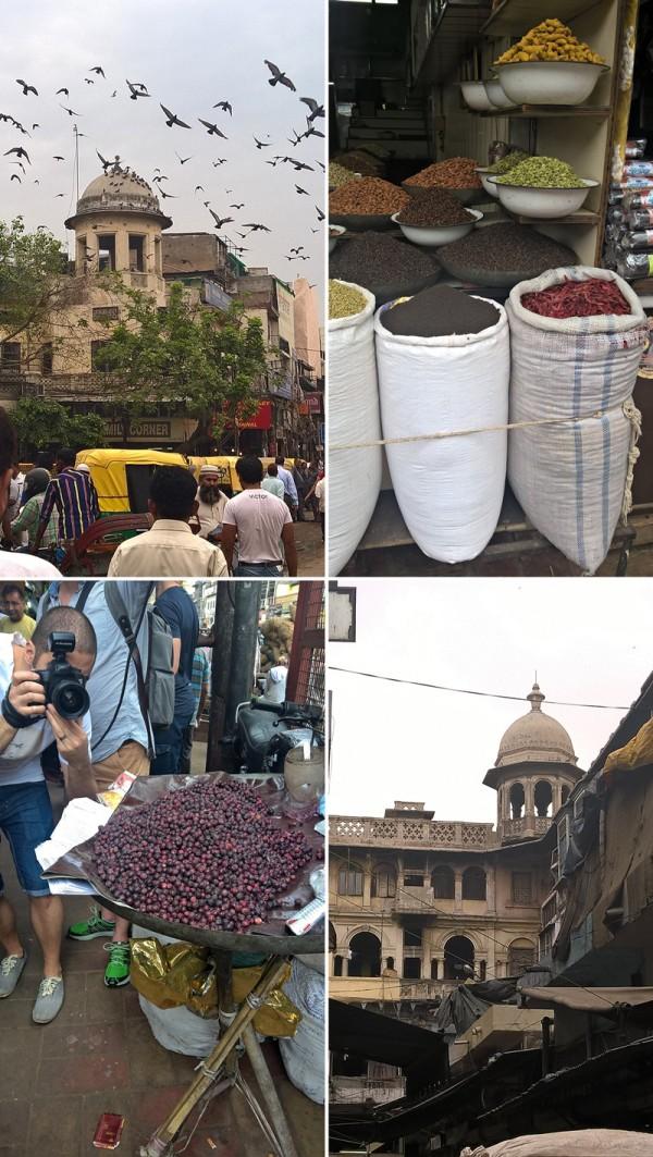 Spice Market, Khari Baoli, Old Delhi