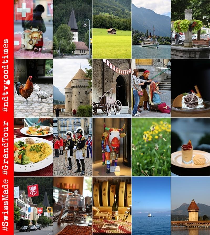 Switzerland, SwissMade GrandTour