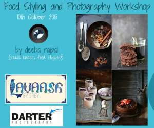 Food Styling and Photography Workshop