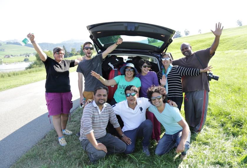 SwissMade GrandTour PAB to Zurich