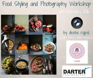 Food Styling Workshop Delhi