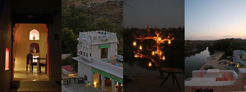 Sunset, Lakshman Sagar
