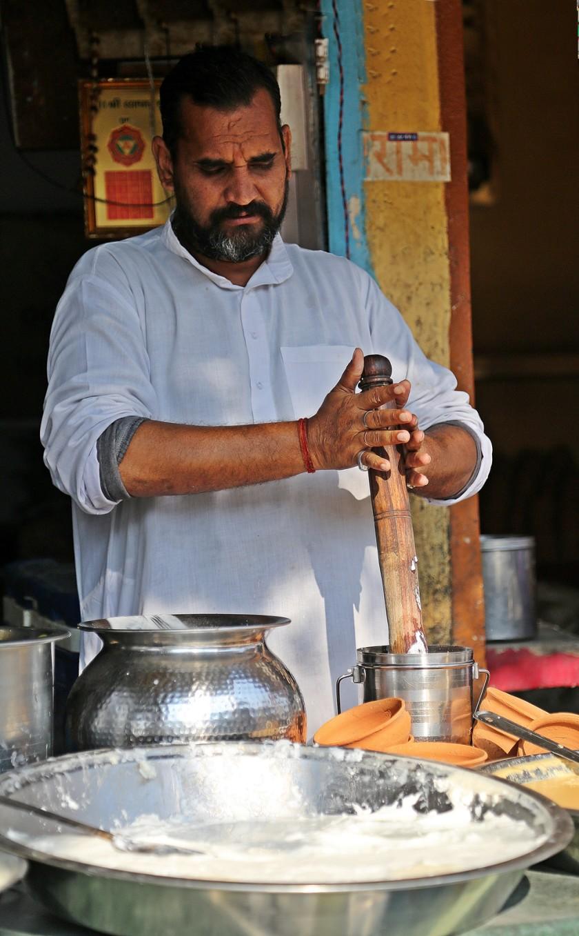 Pahalwaan Lassi Wala, Banaras 2016