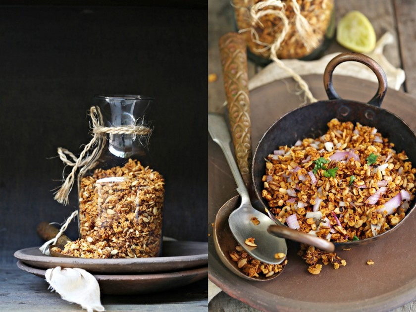 Savoury Granola - delicious,addictive,crisp & crunchy good!Savoury Granola 3 1000