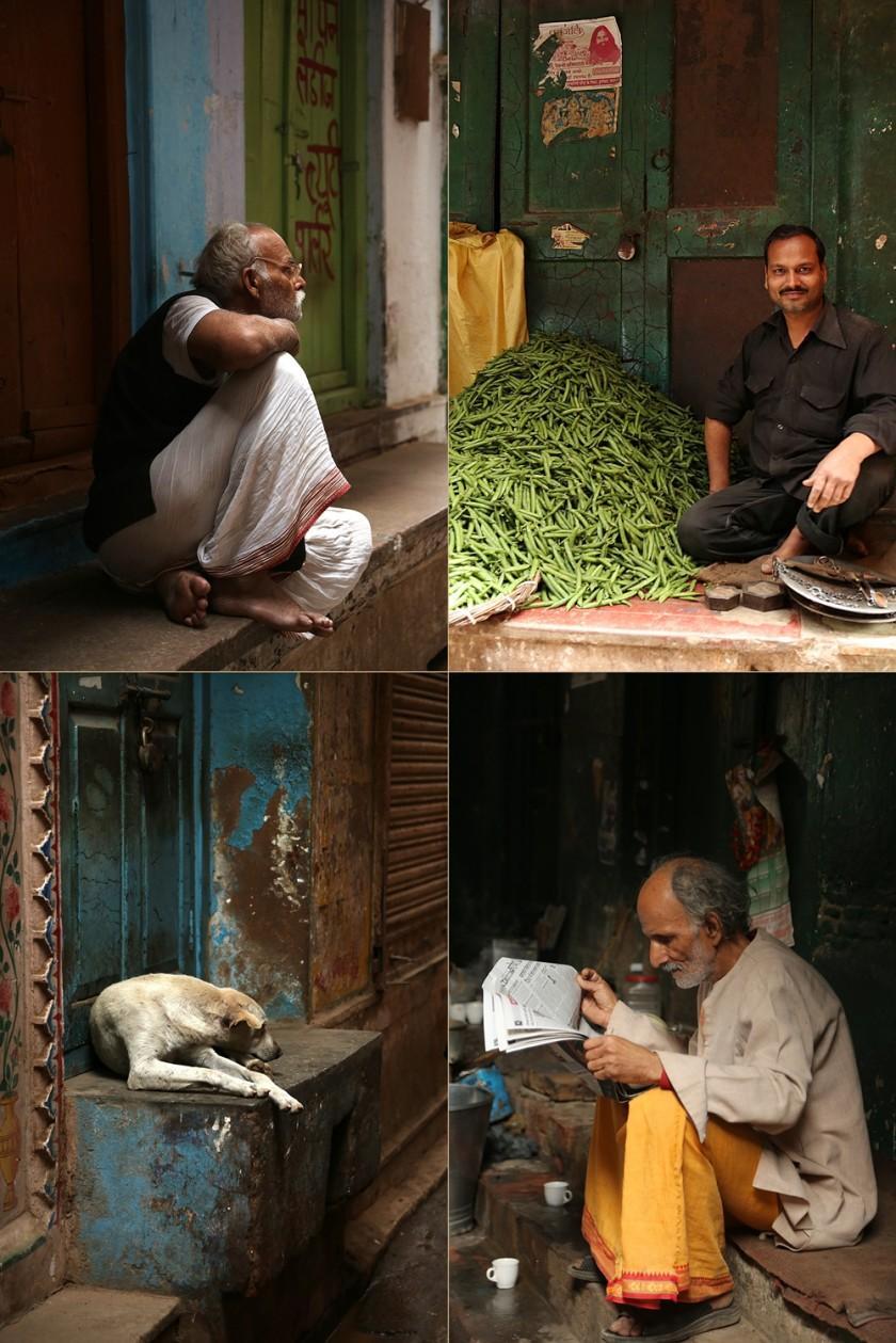 Streets of Banaras