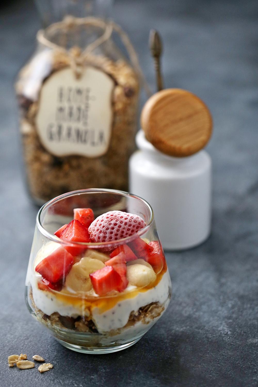 Healthy Granola Food Network
